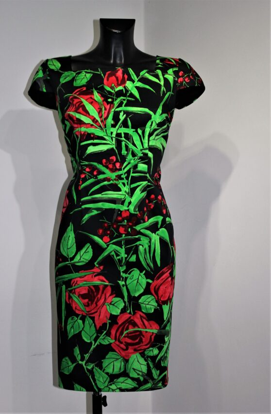 Sommermode florales Design